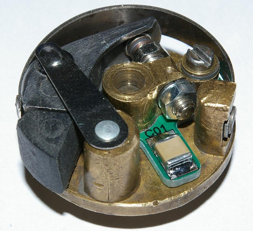Brightspark Magnetos - EasyCap condenser
