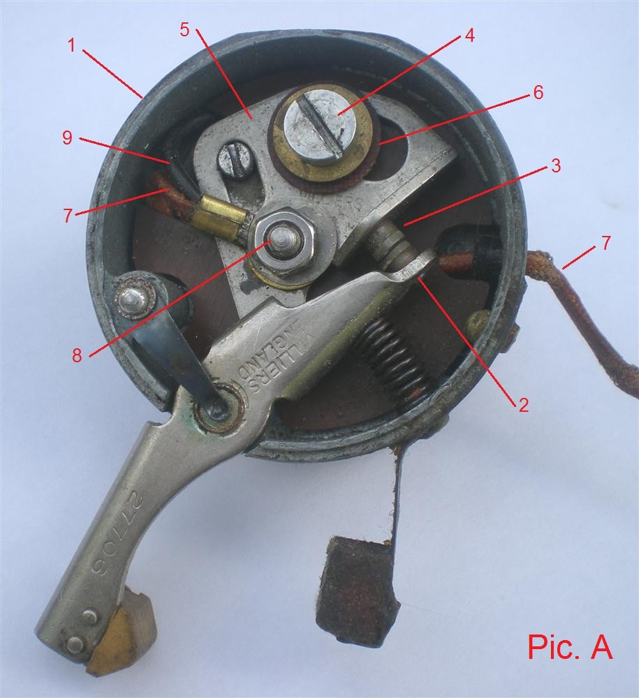 Villiers flywheel magneto