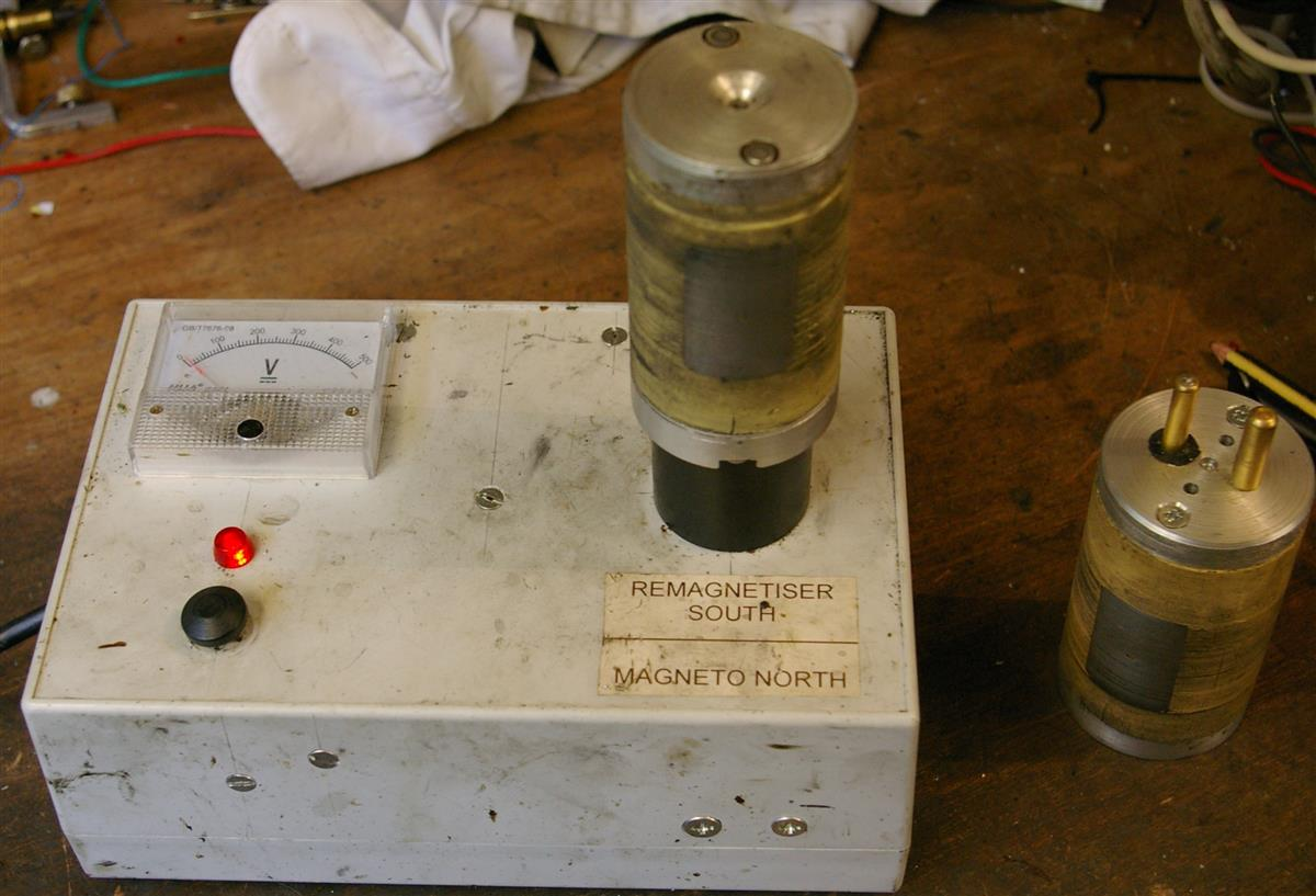 Brightspark Magnetos - Magnetisers